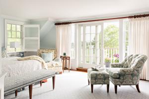 Custom Master Bedroom Design