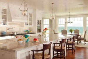 Cape Cod Custom Design Kitchen
