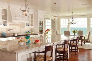 luxury gourmet kitchen design
